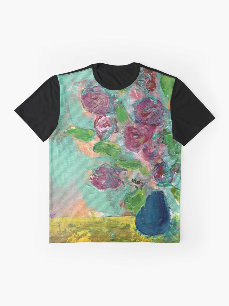Alternate view of Spring Bouquet 1 Graphic T-Shirt