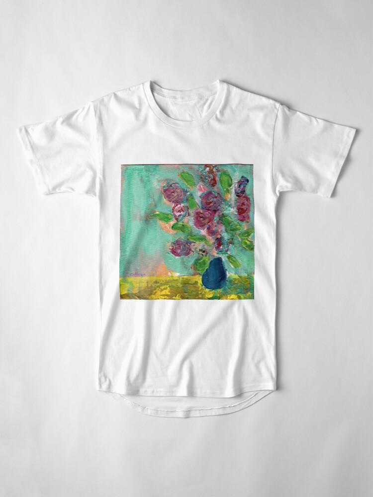 Alternate view of Spring Bouquet 1 Long T-Shirt