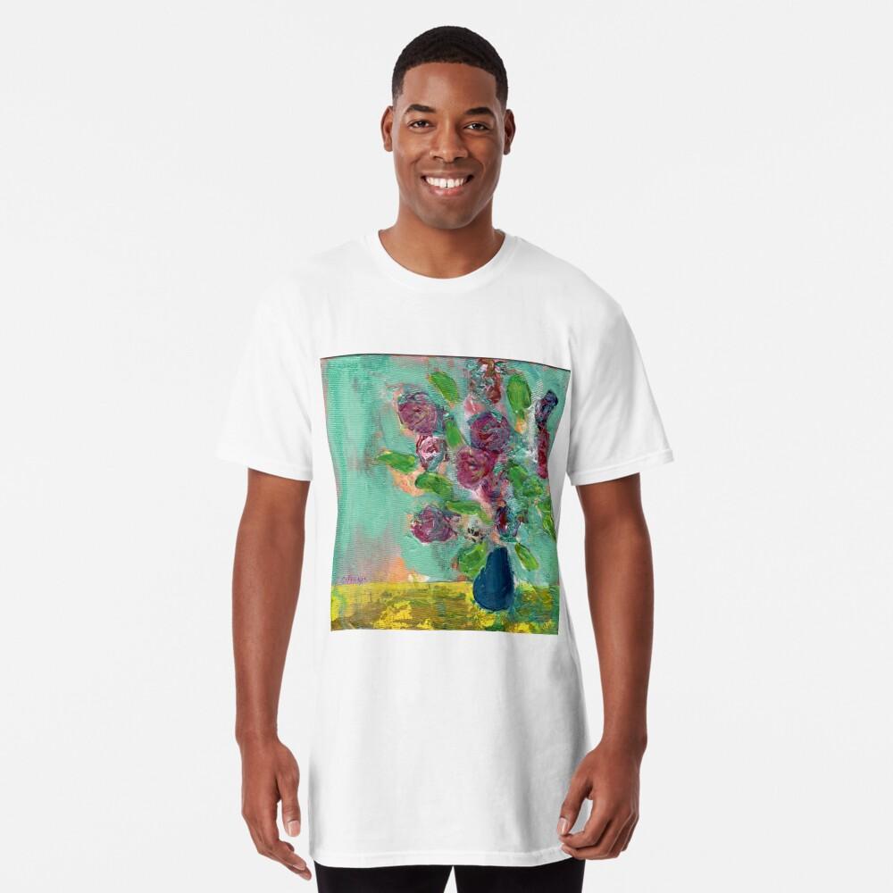 Spring Bouquet 1 Long T-Shirt