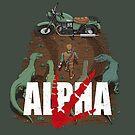 ALPHA by evolvingeye
