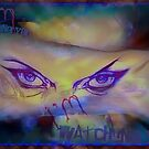 I Am Watching You by DreddArt