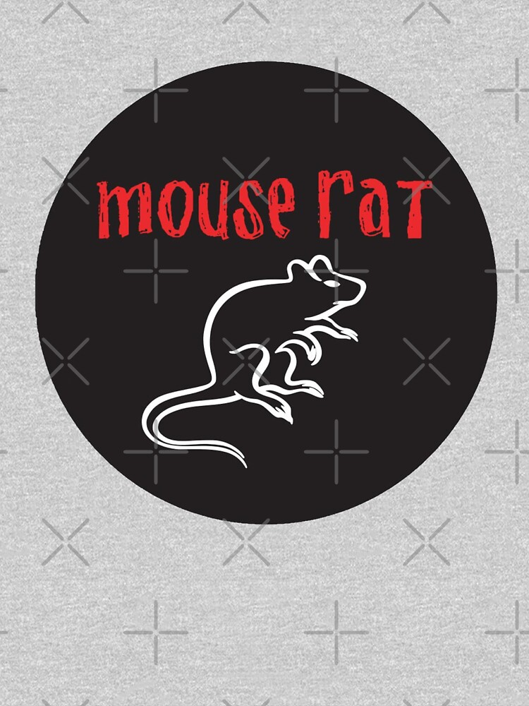 Mouse rat T-Shirt` - Andy Dwyer MouseRat Band by SinistaMinista