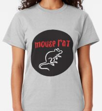 Mouse rat T-Shirt` - Andy Dwyer MouseRat Band Classic T-Shirt