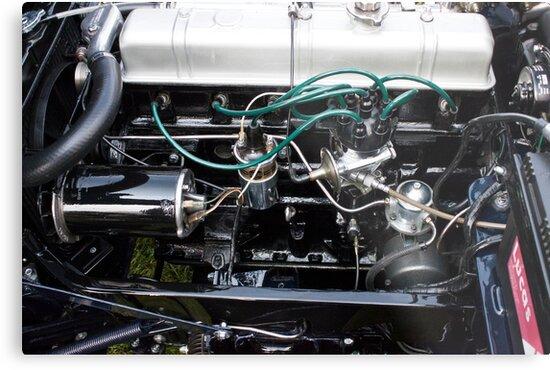 Jensen Engine by BritishYank