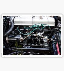 Jensen Engine Sticker