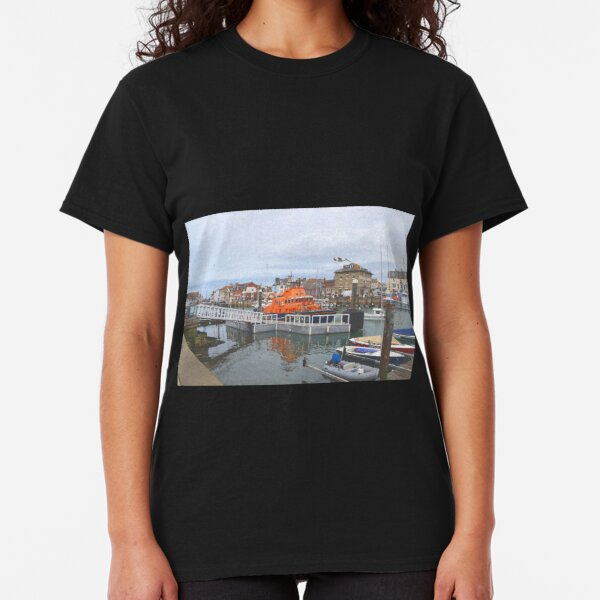 Another view of Weymouth Dorset UK Classic T-Shirt