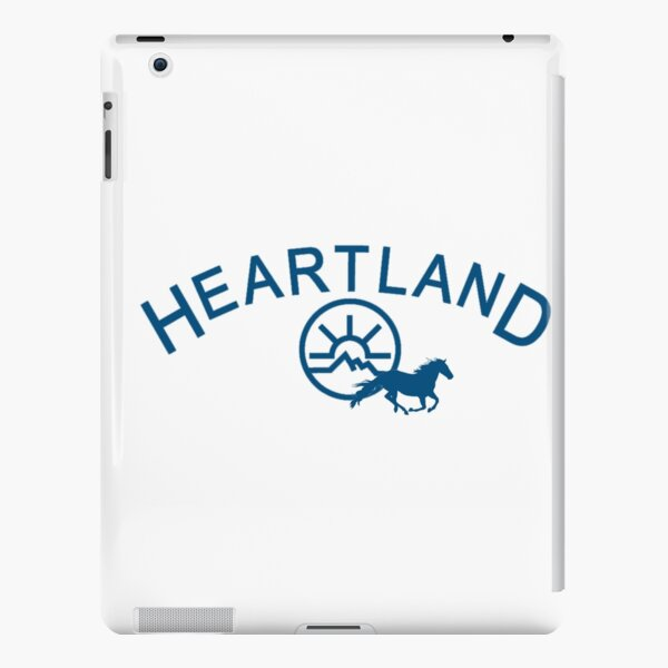 Heartland Blue iPad Snap Case