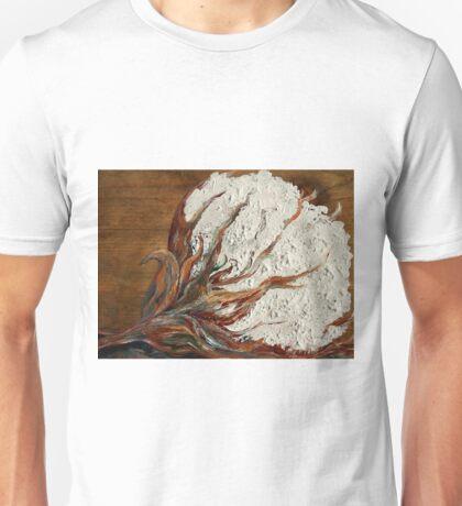 Lone Cotton Boll Unisex T-Shirt