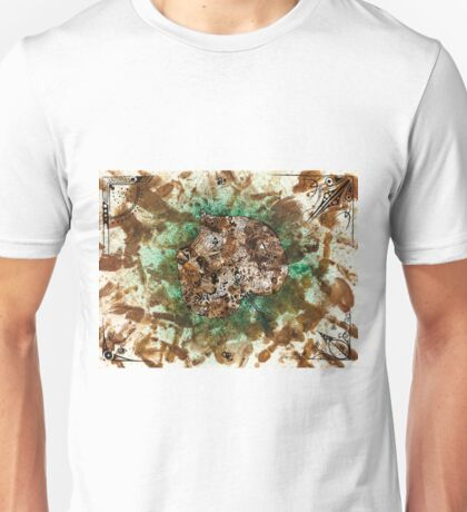 Tattooed Leaf T-Shirt