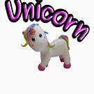 Unicorn version 3 by Edgar Moya