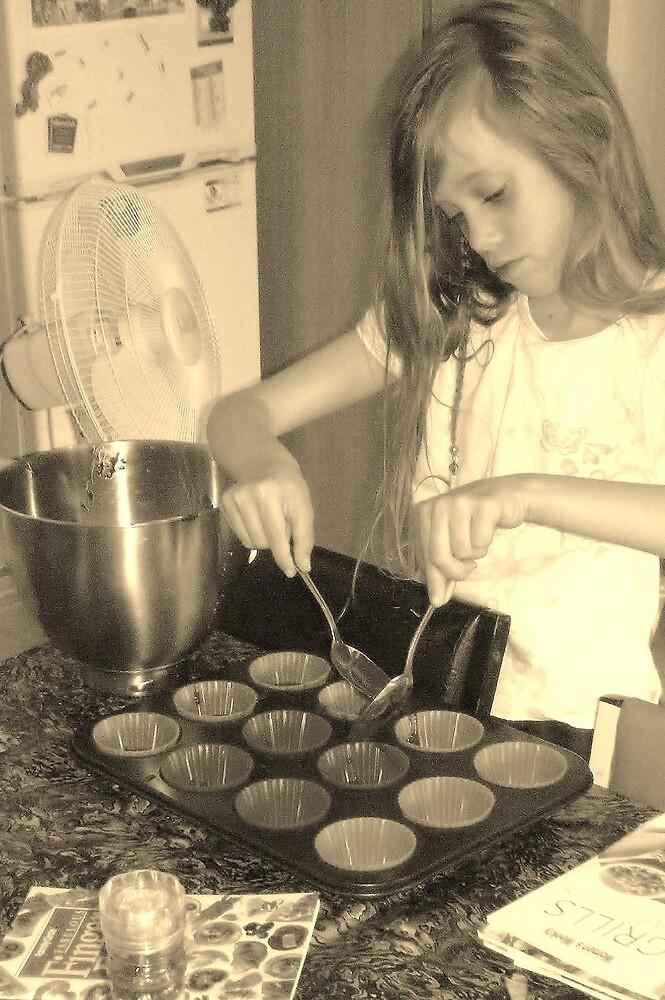 Baking by wyvernsrose