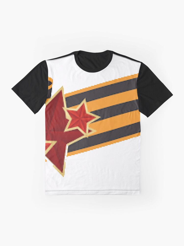 Alternate view of 9 Мая: Victory Day is a holiday that commemorates the victory of the Soviet Union over Nazi Germany in the Great Patriotic War Graphic T-Shirt