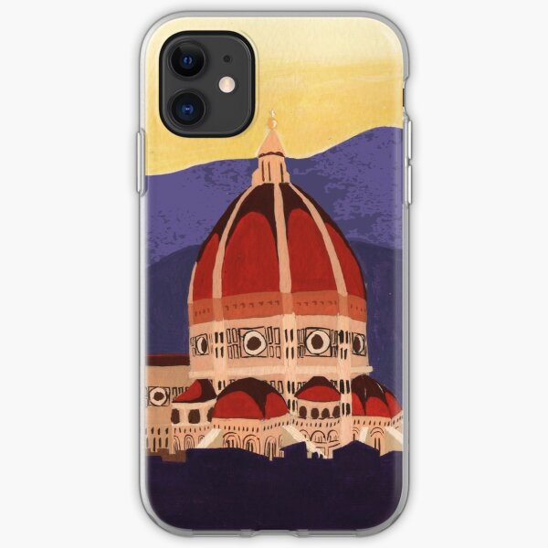 Florence at Sunset iPhone Soft Case