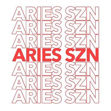 Aries Szn by madisonbaber