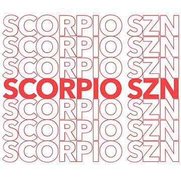 Scorpio Szn by madisonbaber