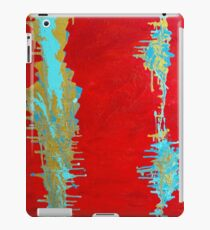 Distress Stains iPad Case/Skin