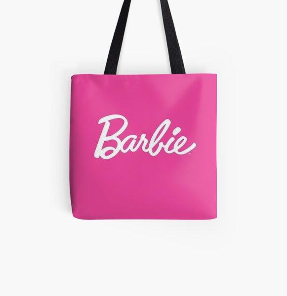 Crownd Barbie All Over Print Tote Bag