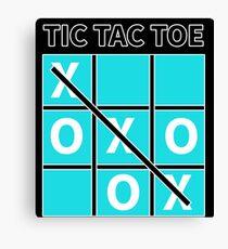 Lienzo Tic Tac Toe