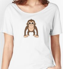 Chimp Women's Relaxed Fit T-Shirt