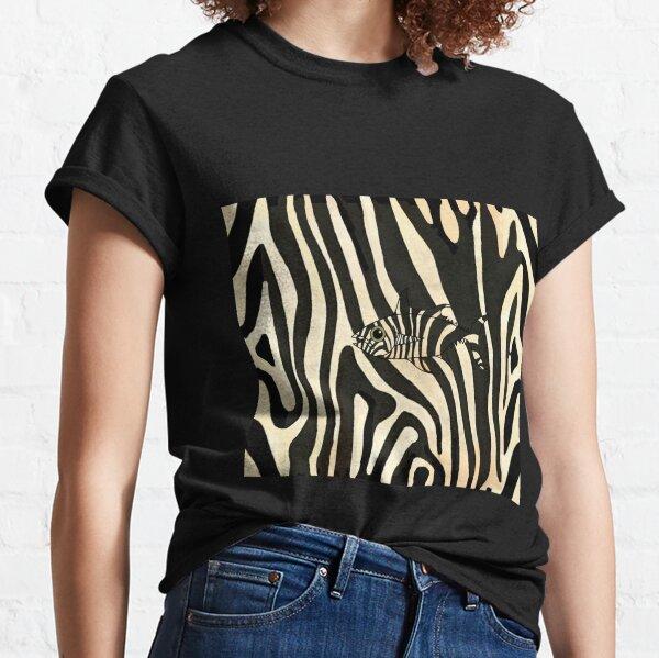 Zebra Fish 1 Classic T-Shirt