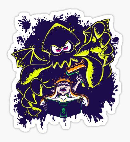 Splathoolu! Sticker