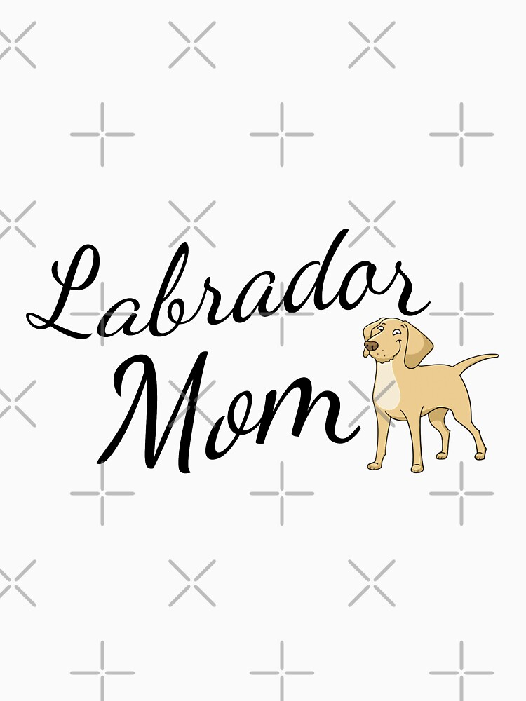 Labrador Mom by tribbledesign