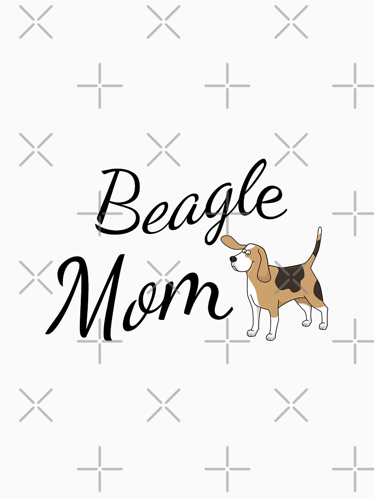 Beagle Mom by tribbledesign