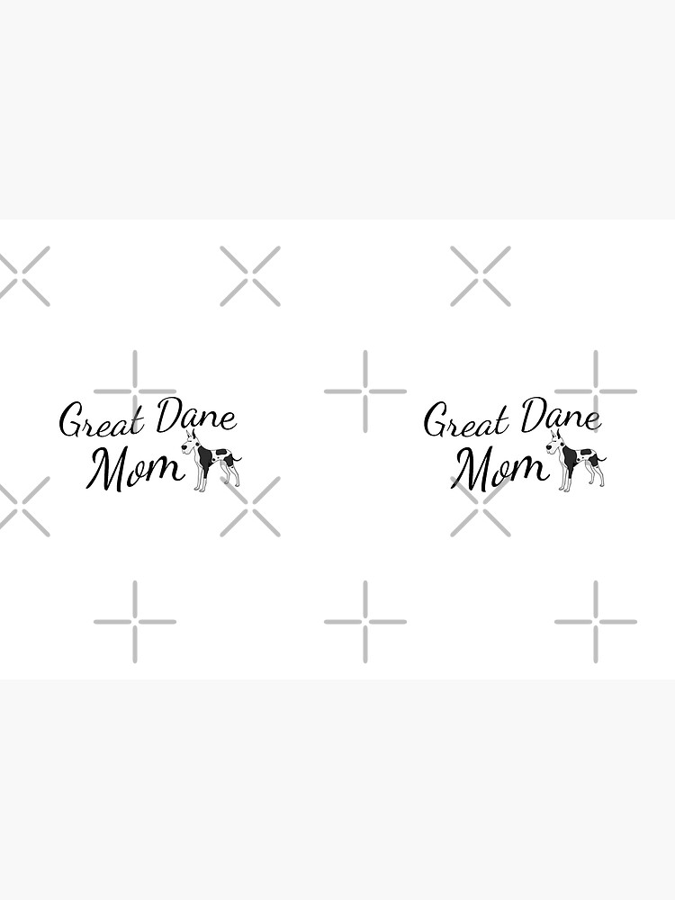 Great Dane Mom by tribbledesign
