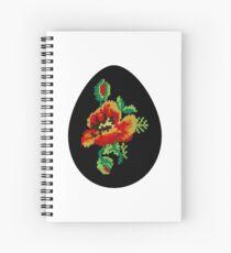 Traditional Easter egg Spiral Notebook