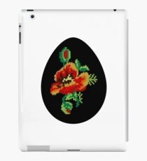 Traditional Easter egg iPad Case/Skin