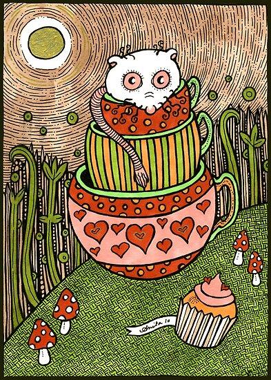Dormouse by Anita Inverarity
