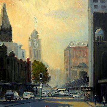 Railway Square, Sydney  by marshstudio