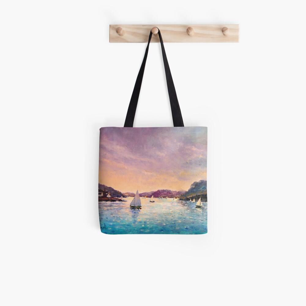 Regatta Plockton, Scotland Tote Bag