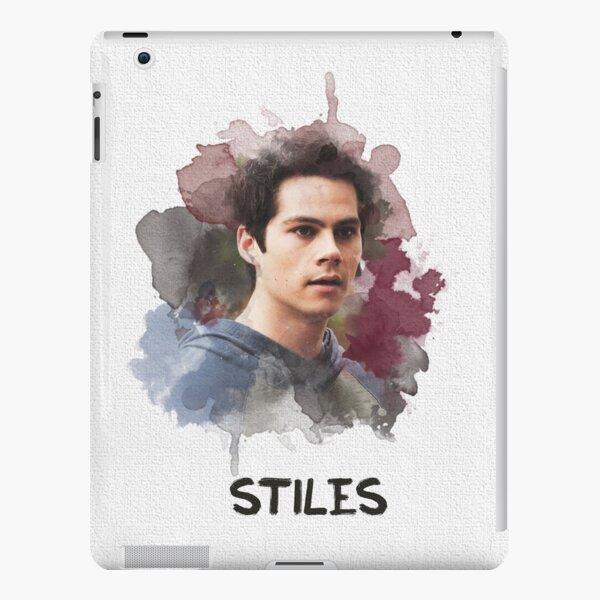 Stiles - Teen Wolf - Canvas iPad Snap Case