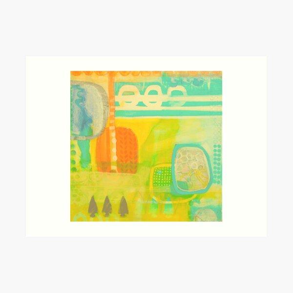 River Forth Art Print