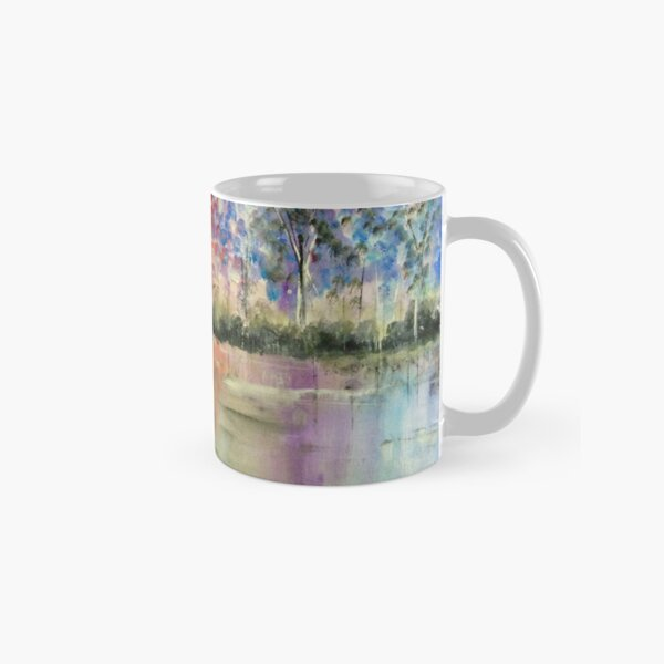 By the River Classic Mug