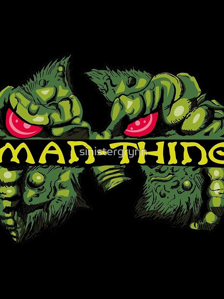 Man-Thing Clan by sinistergrynn