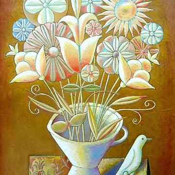 Bouquet by lanawynne