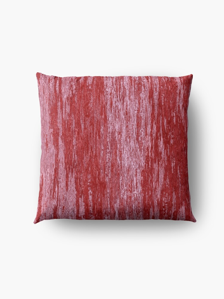 Alternate view of Grungy effect Floor Pillow