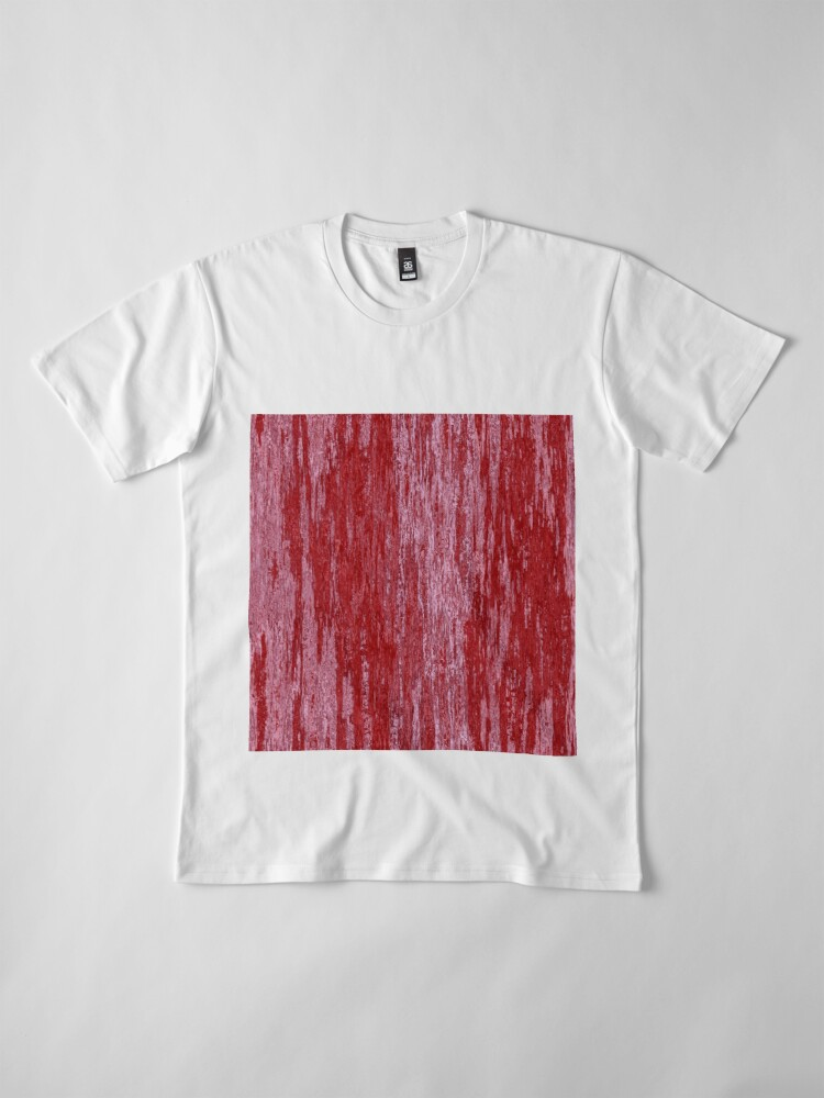 Alternate view of Grungy effect Premium T-Shirt
