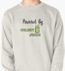 Celery Juice Junkie Pullover Sweatshirt