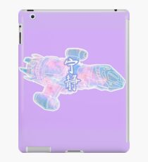 Firefly - Keep Flying iPad Case/Skin