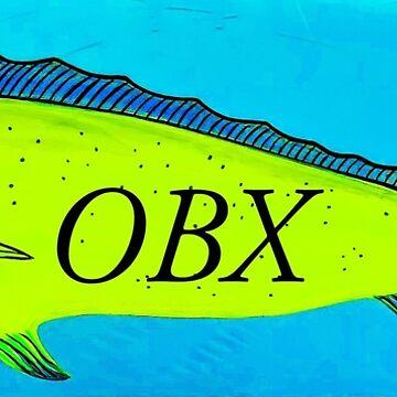 OBX Mahi by barryknauff
