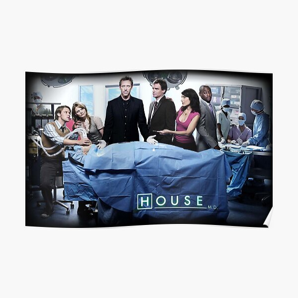 House MD - Poster