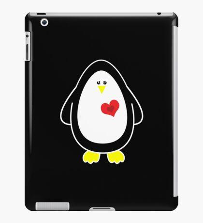 Lovable Penguin iPad Case/Skin