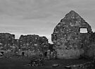 The Remains of the Priory's Buildings by Ryan Davison Crisp