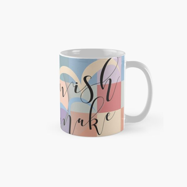 Wish & Make – Retro-Style Classic Mug