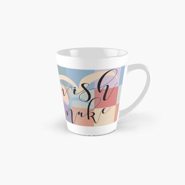 Wish & Make – Retro-Style Tall Mug