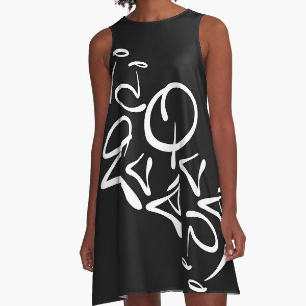 ¡¿Que, que?! A-Line Dress