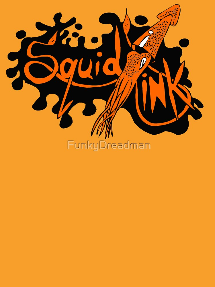 Squid Ink Clothing logo by FunkyDreadman